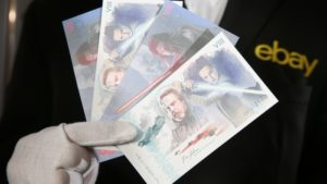 Star Wars banconote