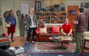 The Big Bang Theory Casa