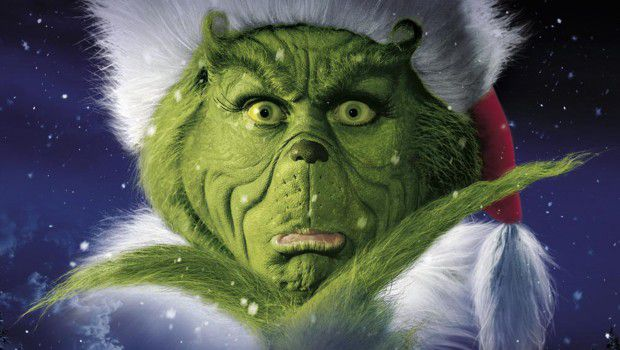 Nuovo film Grinch