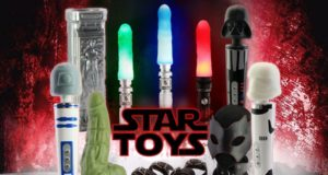 sex toys Star Wars
