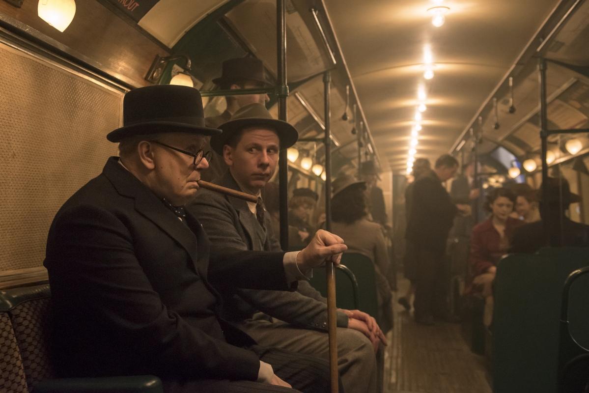 Churchill film 2018