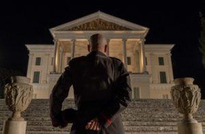 Sono tornato film Mussolini