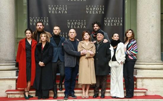 Napoli Velata intervista attori