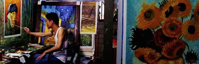 Van Gogh documentario
