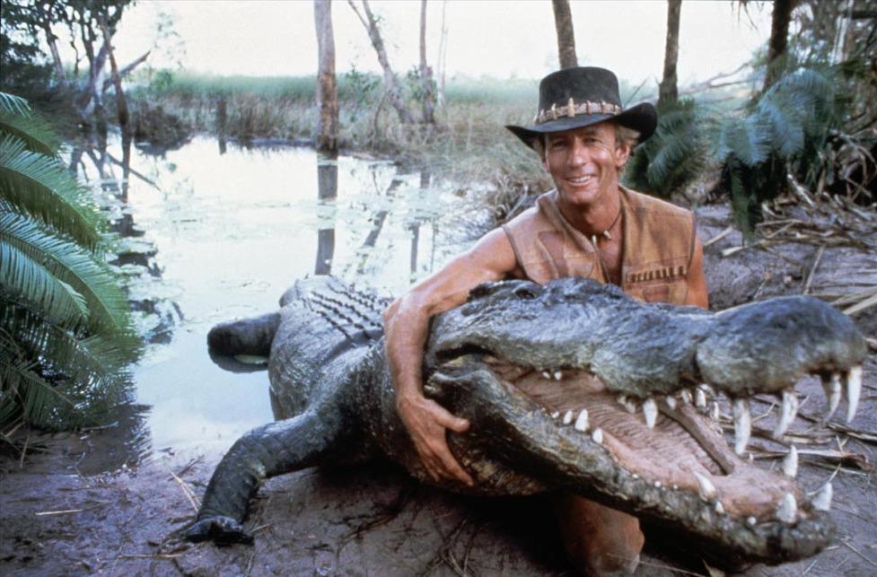 Paul Hogan Crocodile Dundee