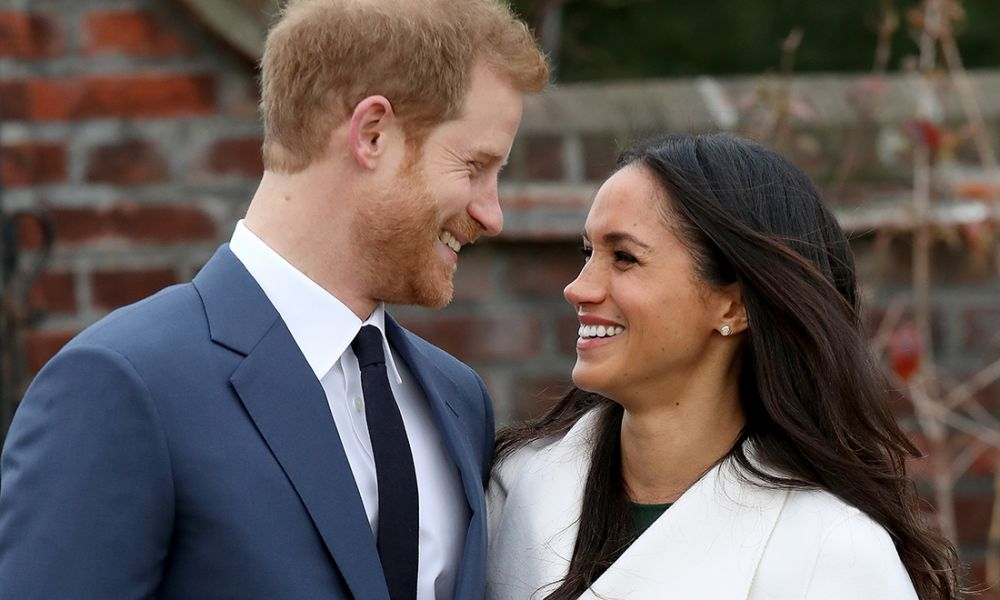 Matrimonio Harry e Meghan film