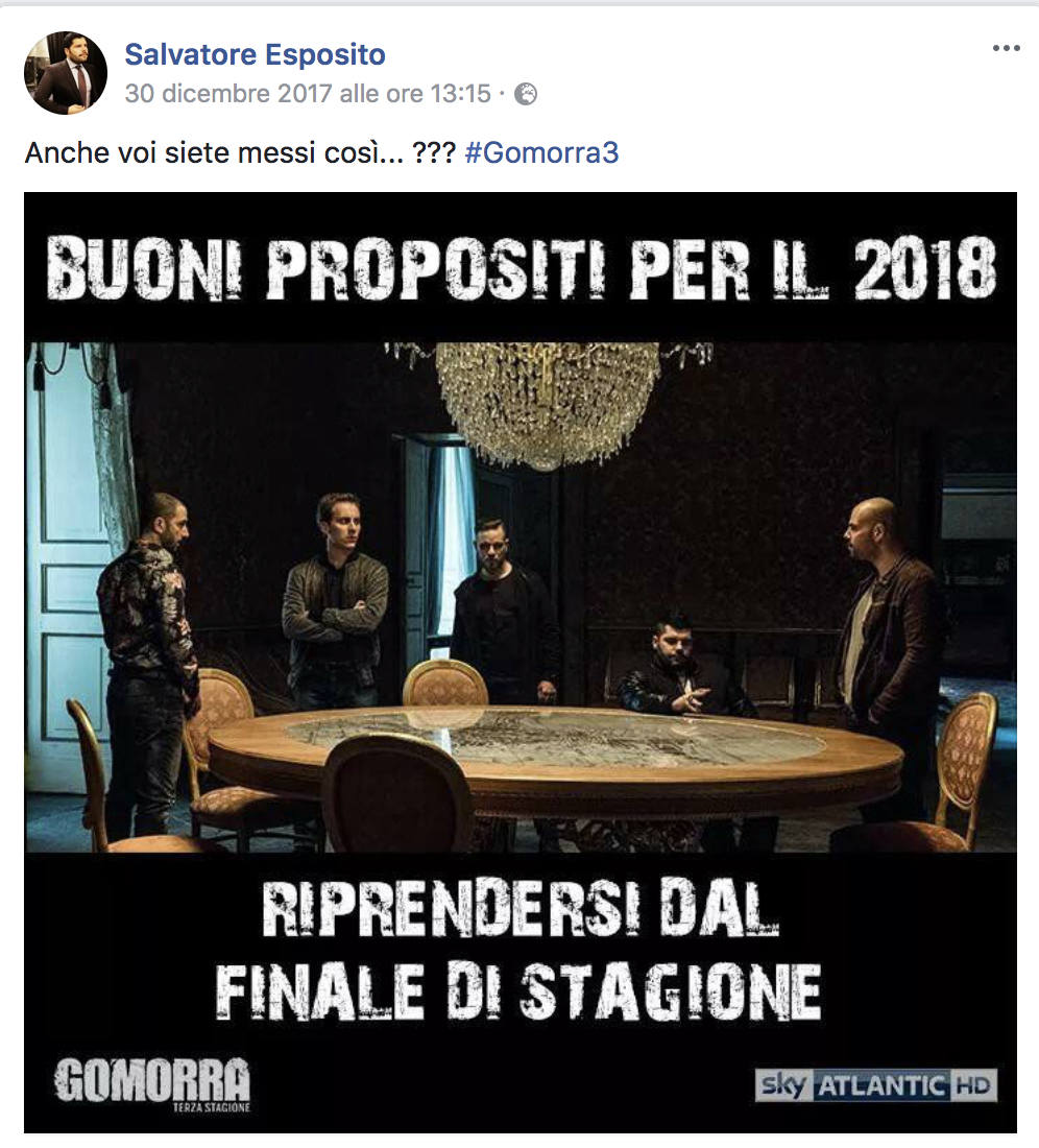 post Salvatore Esposito
