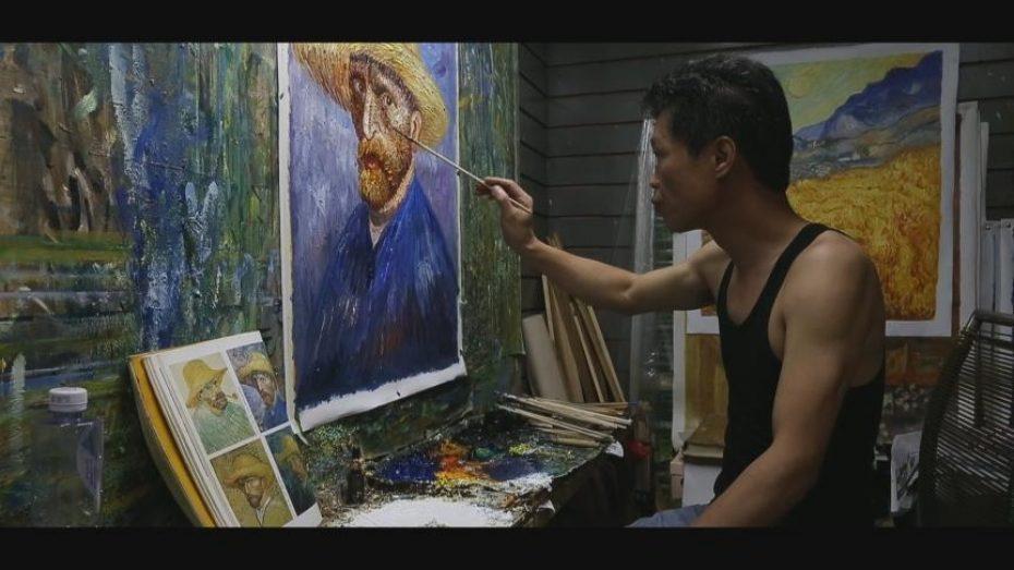 Zhao ritratto