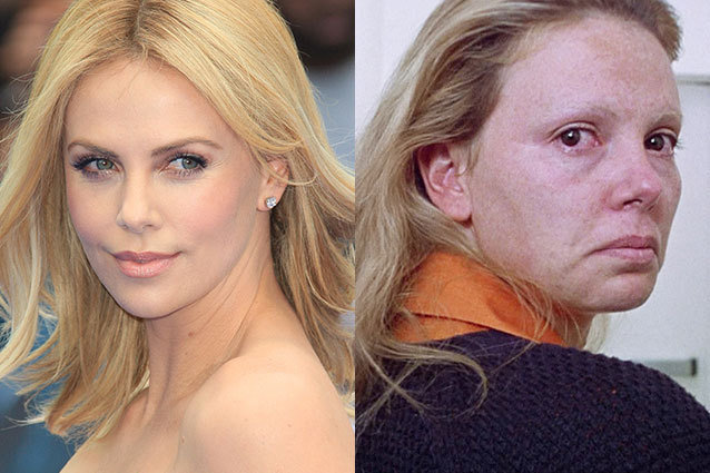 Aileen Charlize Theron