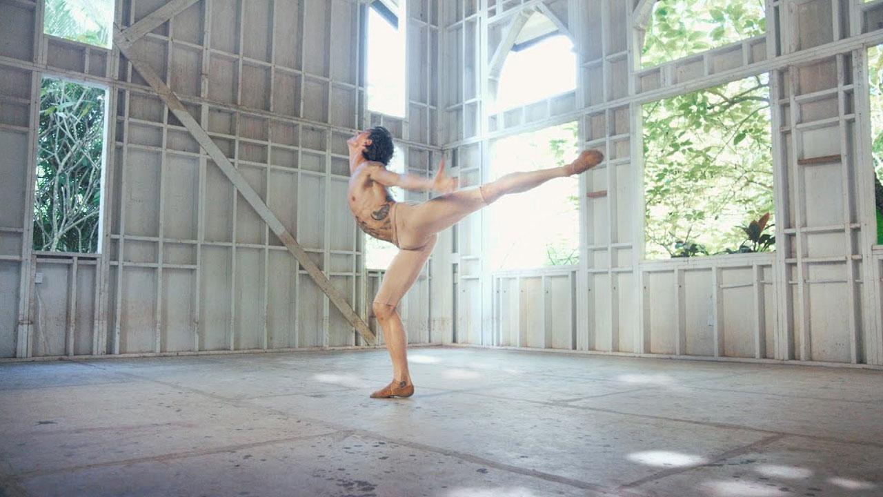 Sergei Polunin danza