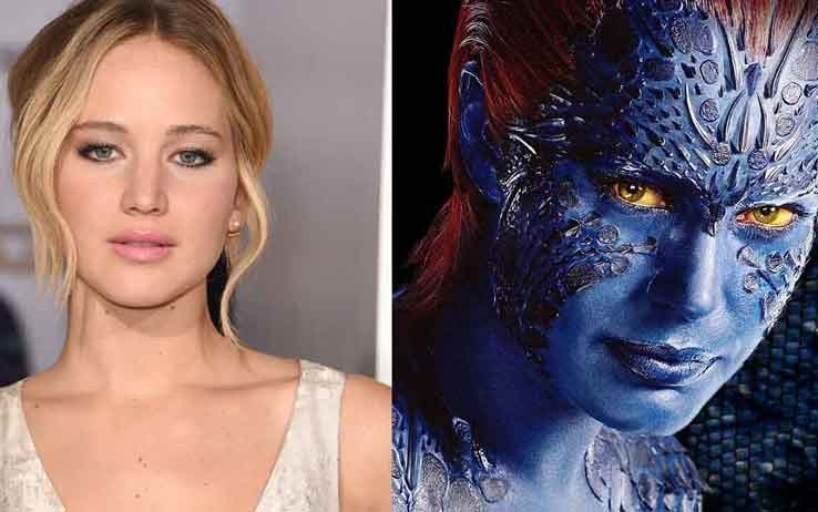 Mystica Jennifer Lawrence