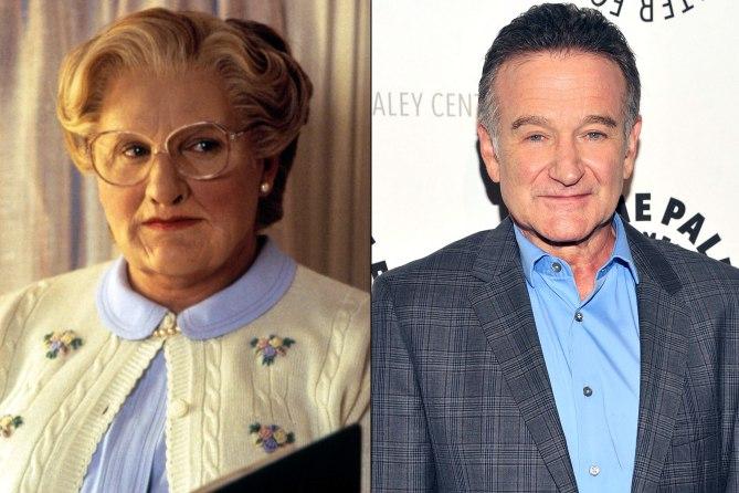 Doubtfire Robin Williams