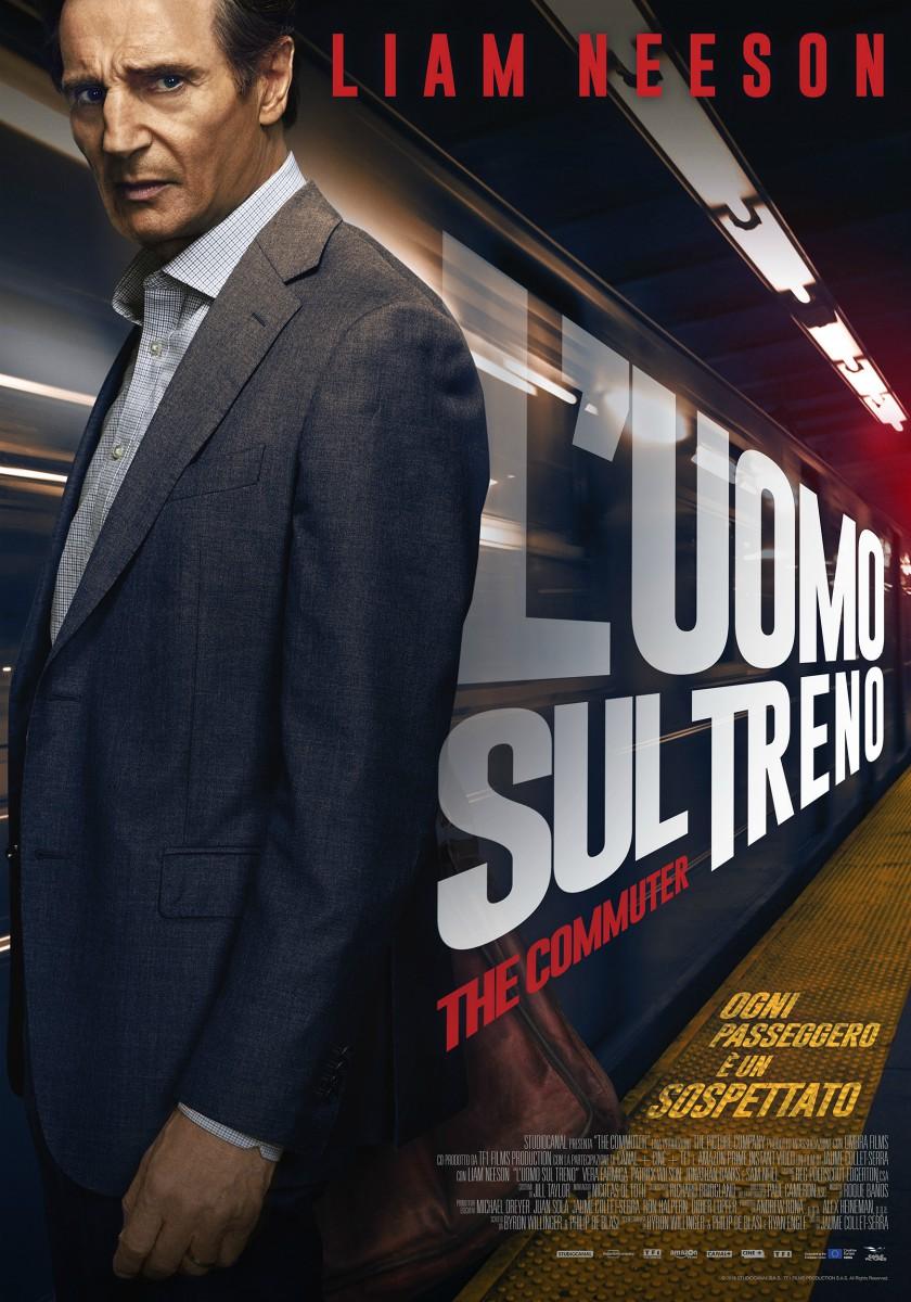 l'uomo sul treno trailer
