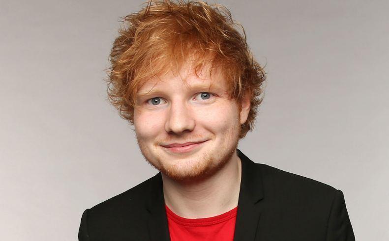 Ed Sheeran attore Simpson