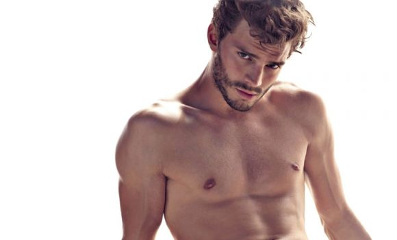 Jamie Dornan hot