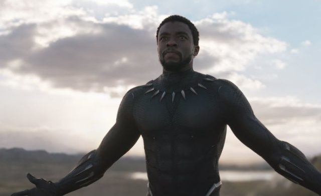 Black Panther errore
