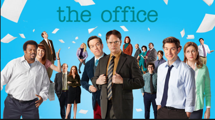 The Office netflix