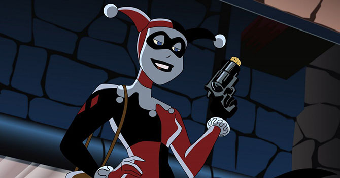 Harley Quinn serie animata