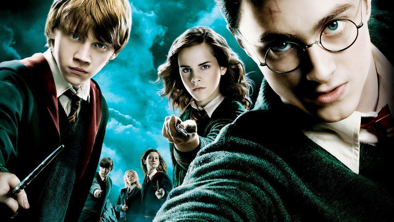 Harry Potter curiosità