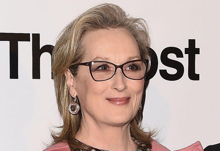 Meryl Streep cast