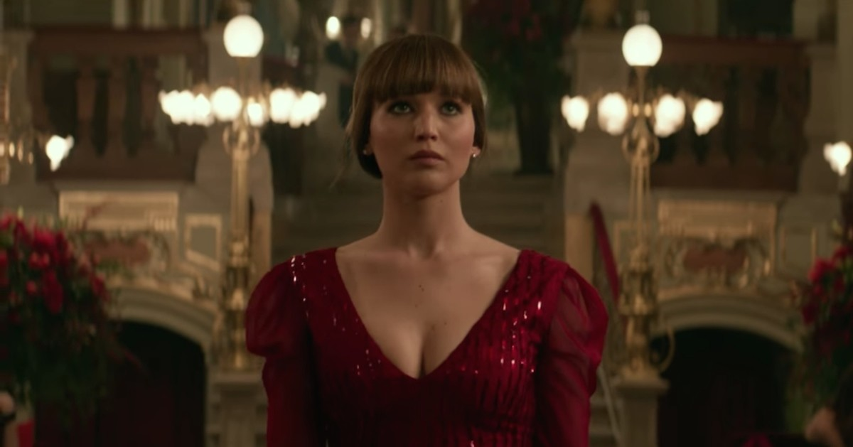 red sparrow lawrence