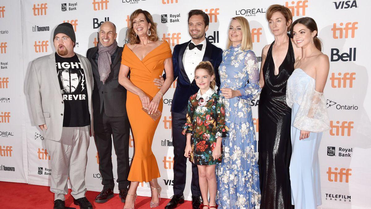 I Tonya cast
