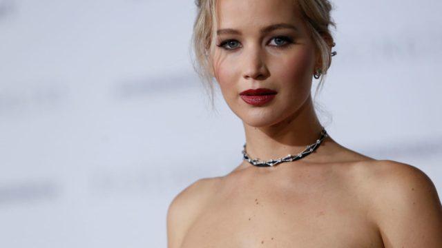 Jennifer Lawrence nuda