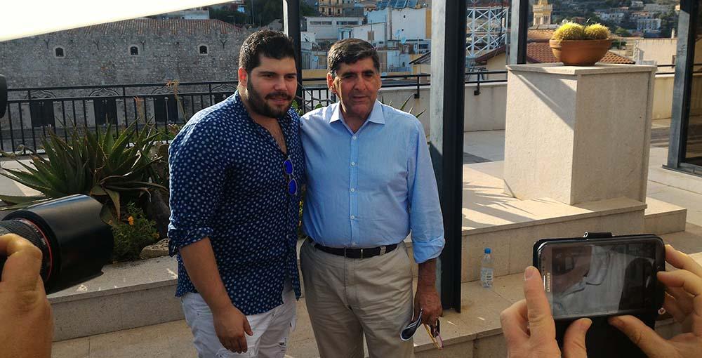 Genny sindaco Taormina