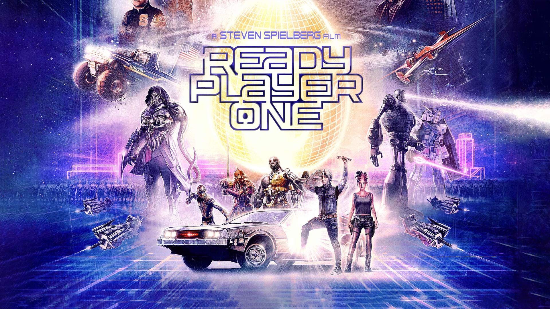 Ready Player One trama