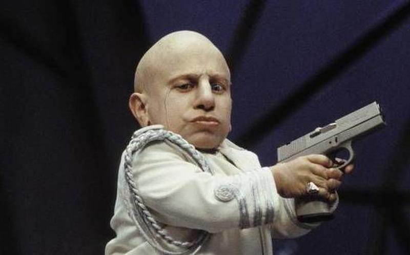 Verne troyer Austin power