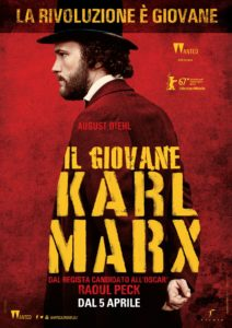 Karl Marx film trailer