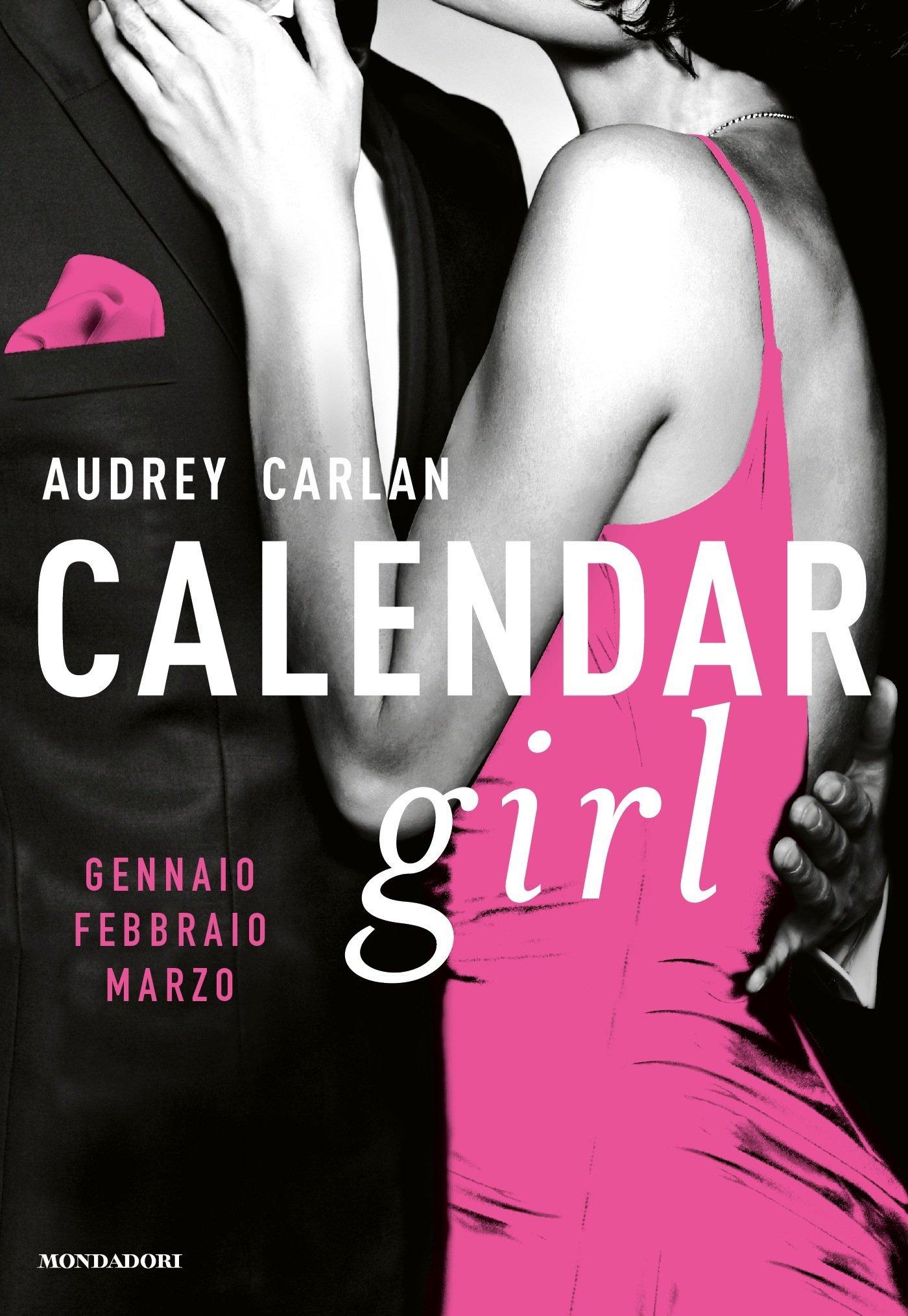 calendar girl libro