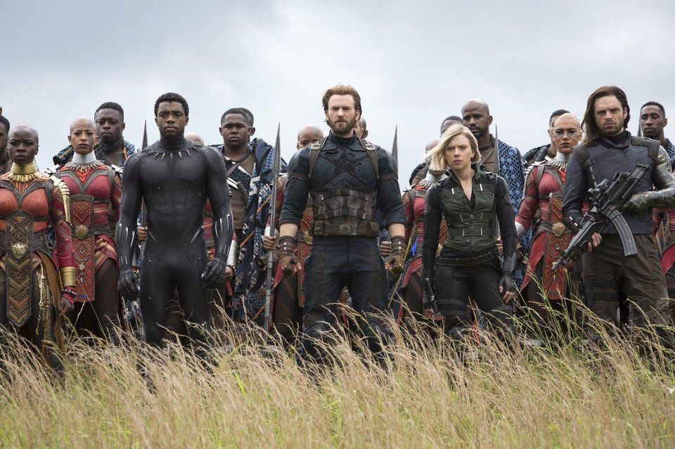 Avengers Infinity War scandalo