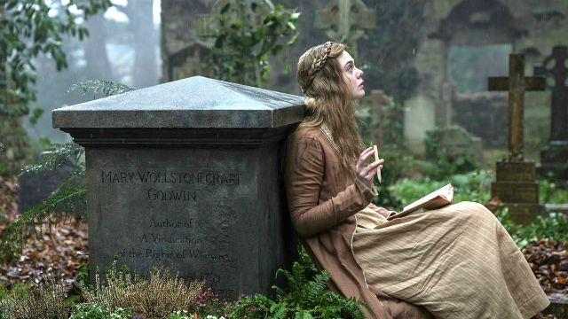Mary Shelley trama film