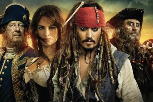 pirati caraibi oltre confini mare
