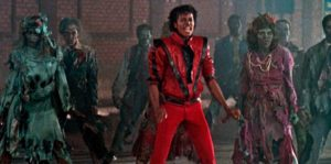 Thriller Michael Jackson corto
