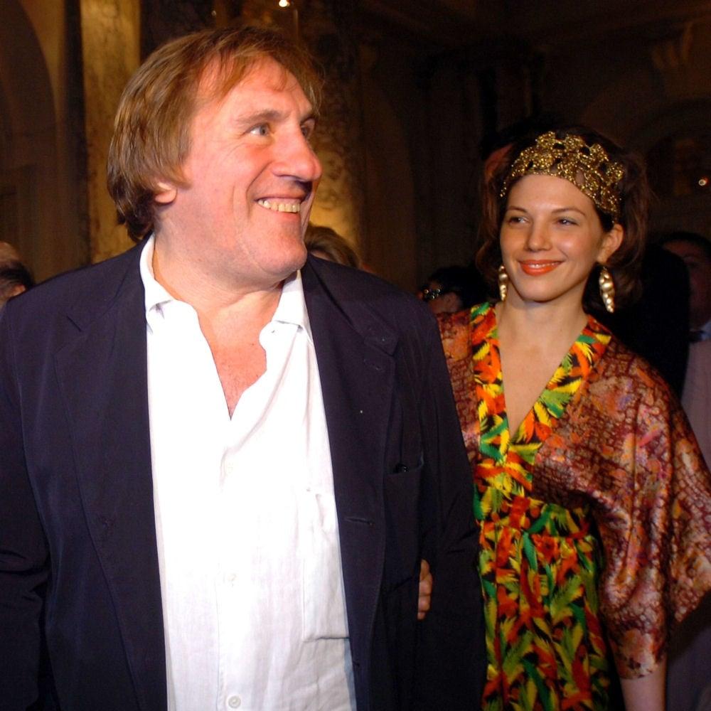 Gerard Depardieu vita privata