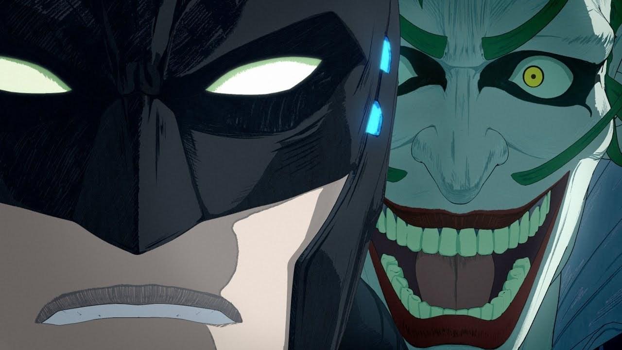 batman ninja sub ita