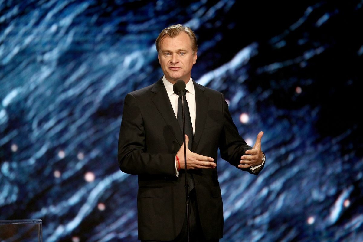 christopher nolan cannes
