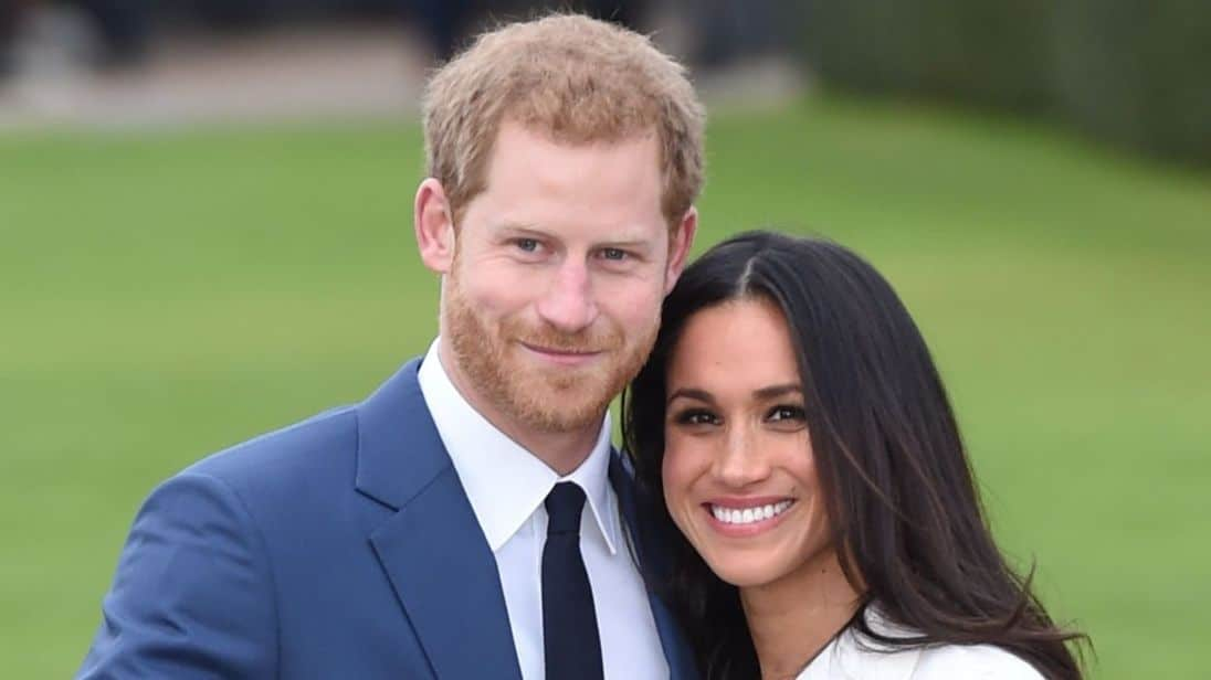 Harry e Meghan matrimonio