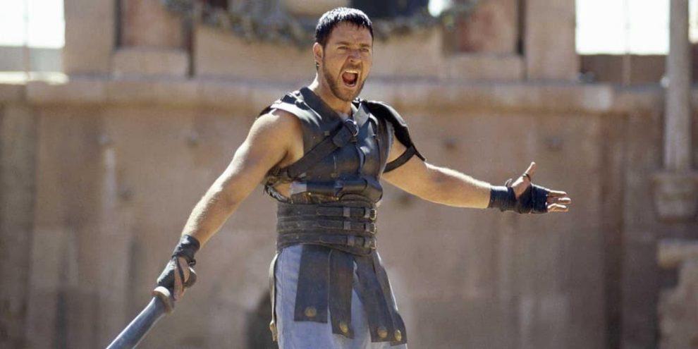 gladiatore fine benefico