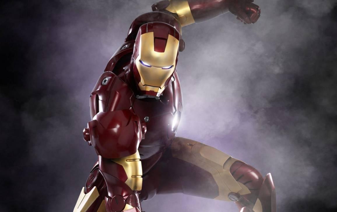 armatura iron man