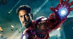 Furto armatura Iron Man