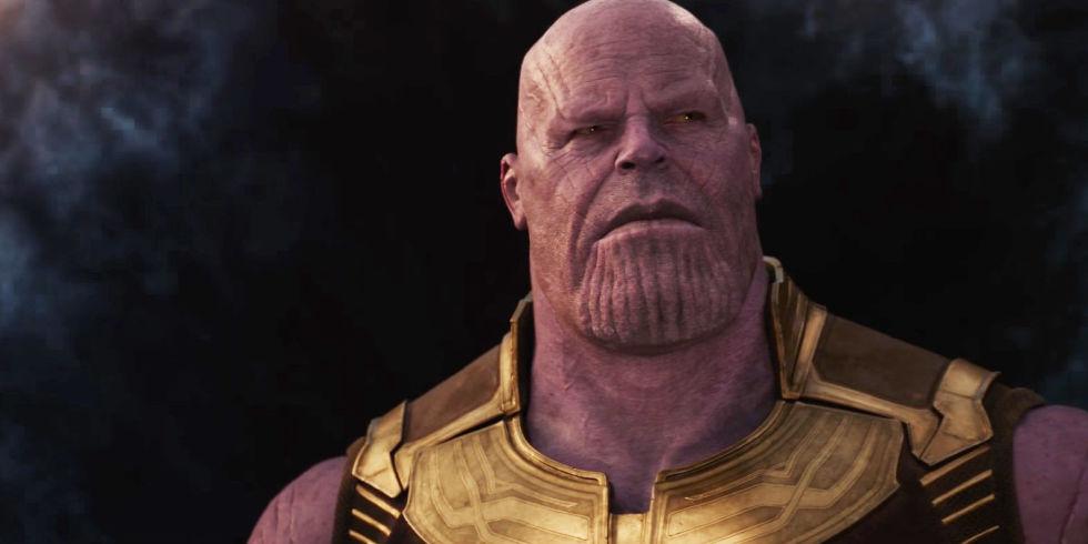 Avengers Infinity War errori