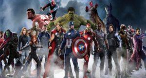 Regole attori Marvel