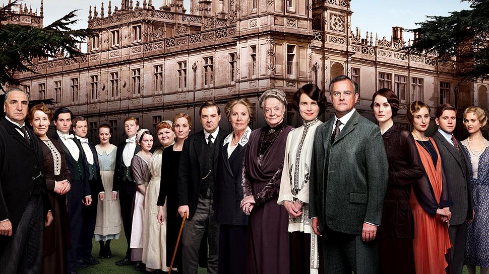 Downton Abbey diventa film