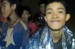 bambini thailandia salvataggio