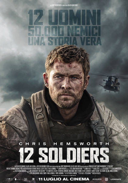 12 soldiers trama