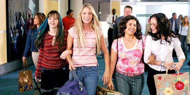 quattro amiche film