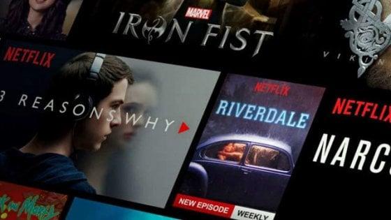 Netflix pubblicità